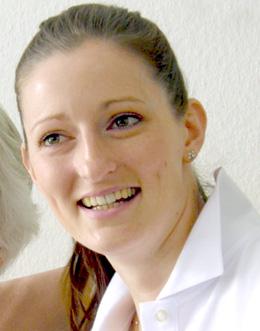 Pflegedienstleitung Anna-Jasmin Krakowski